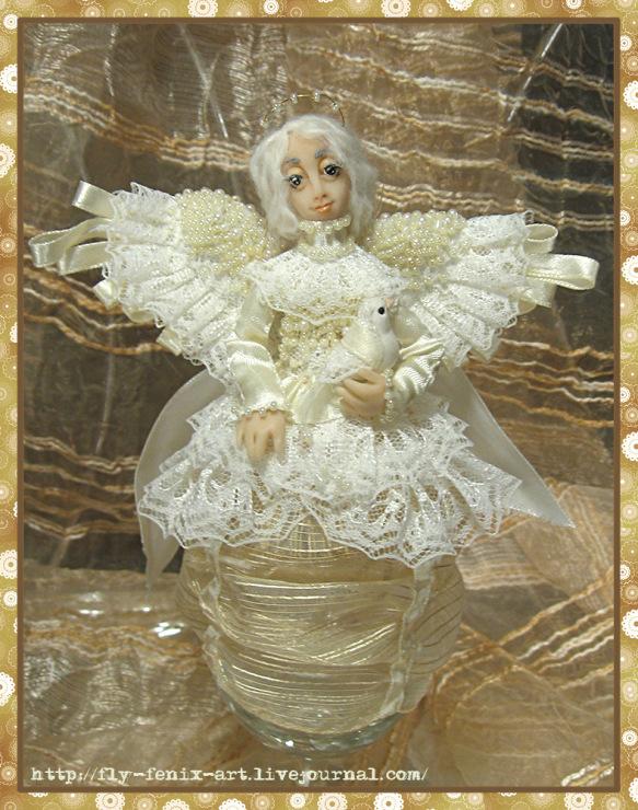 Куклы своими руками ангелочки из 149