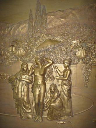 Скульптор Валерий Нефедов - Москва