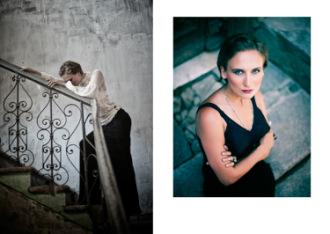 Преподаватель фотографии Кристина Яловая - Лимассол
